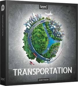 Boom Library Transportation WAV