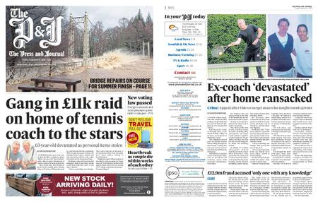 The Press and Journal Aberdeen – February 21, 2020