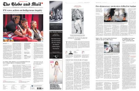 The Globe and Mail – June 04, 2019
