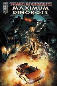 IDW-Transformers Maximum Dinobots No 05 2011 Hybrid Comic eBook