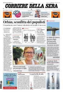 Corriere della Sera – 13 settembre 2018