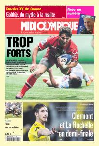 Midi Olympique Rouge - 1er April 2019