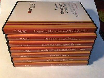Tigrent Property Investing Seminar - Learning Courses