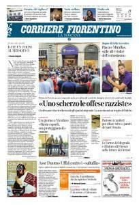 Corriere Fiorentino La Toscana - 10 Agosto 2018