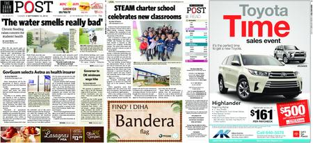 The Guam Daily Post – September 10, 2019