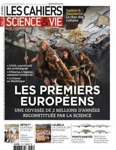 Les Cahiers de Science & Vie - juin 2018
