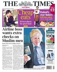The Times - 22 February 2020