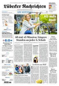 Lübecker Nachrichten Ostholstein Süd - 11. März 2018