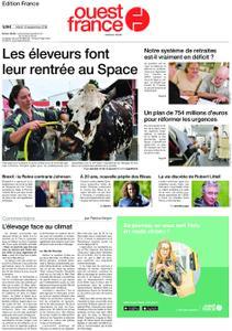 Ouest-France Édition France – 10 septembre 2019
