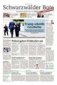 Schwarzwälder Bote Oberndorf - 01. Juli 2019