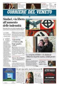 Corriere del Veneto Vicenza e Bassano – 29 novembre 2019