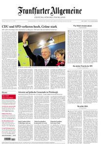 Frankfurter Allgemeine Zeitung F.A.Z. - 29. Oktober 2018