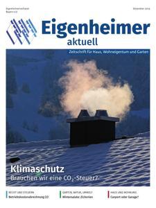 Eigenheimer aktuell – Dezember 2019