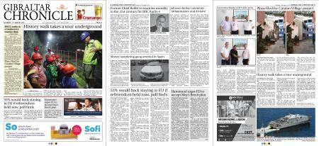 Gibraltar Chronicle – 11 August 2018