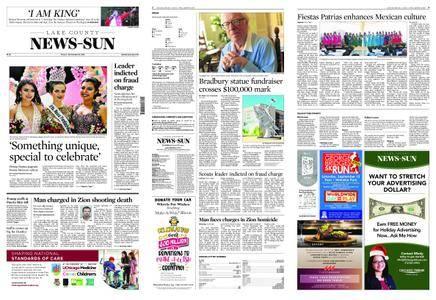 Lake County News-Sun – September 14, 2018