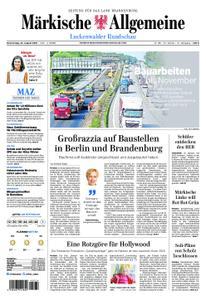 Märkische Allgemeine Luckenwalder Rundschau - 22. August 2019