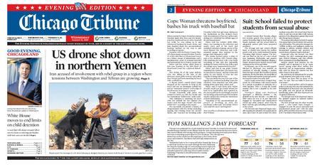 Chicago Tribune Evening Edition – August 21, 2019
