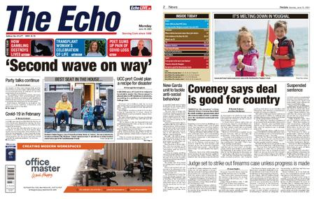 Evening Echo – June 15, 2020