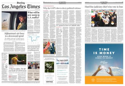 Los Angeles Times – June 20, 2021