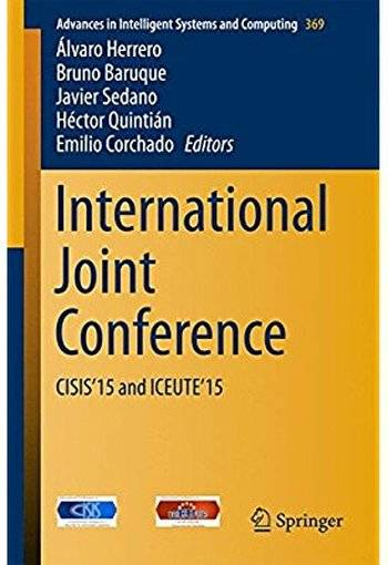 International Joint Conference: CISIS'15 and ICEUTE'15