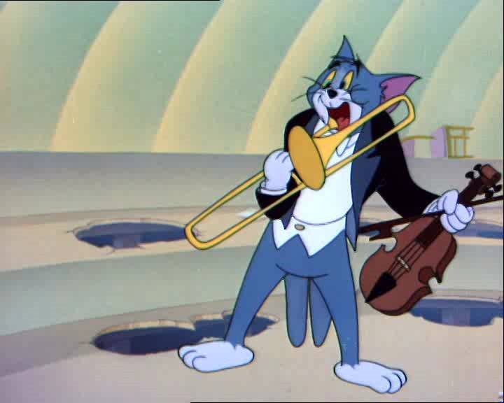 Tom and Jerry: Classic Collection. Volume 3. Disc 1 (1940-1945)