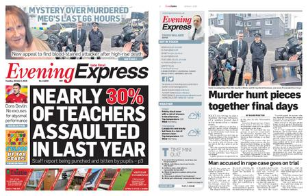 Evening Express – October 01, 2019