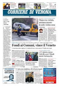 Corriere di Verona – 31 gennaio 2020