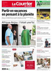 Le Courrier de l'Ouest Nord Anjou – 28 juillet 2019