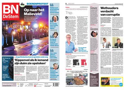 BN DeStem - Bergen op Zoom – 02 oktober 2019