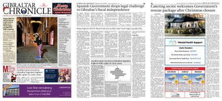 Gibraltar Chronicle – 24 December 2020