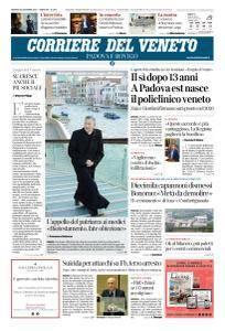 Corriere del Veneto Padova e Rovigo - 22 Dicembre 2017