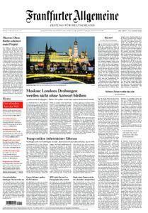Frankfurter Allgemeine Zeitung F.A.Z. - 14. März 2018