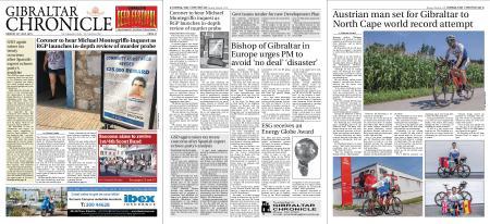 Gibraltar Chronicle – 29 July 2019