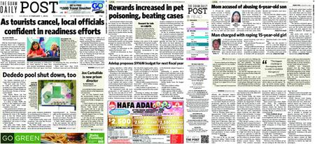 The Guam Daily Post – February 01, 2020