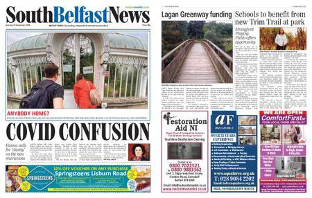South Belfast News – September 17, 2020