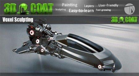 3D-Coat v3 3 04 Win32-64 / AvaxHome