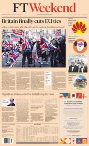 Financial Times UK – 01 February 2020