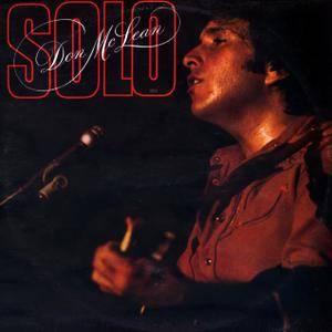 Don McLean - Solo (1976) UAD 60139/40 - Original UK Sterling Pressing - 2LP/FLAC In 24bit/96kHz
