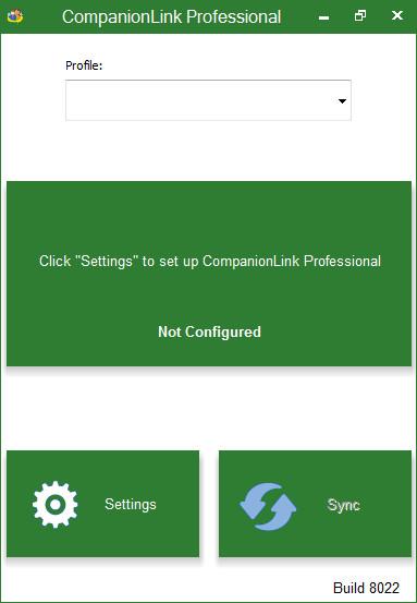 CompanionLink Professional 8.0.8042 Multilingual