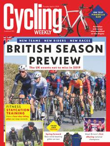 Cycling Weekly - April 04, 2019