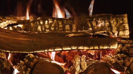 HDScape: Fireplace - Visions of Tranquility / HD Окно - Камины (2007) [ReUp]