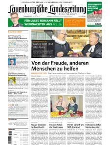 Lauenburgische Landeszeitung - 23. Dezember 2017