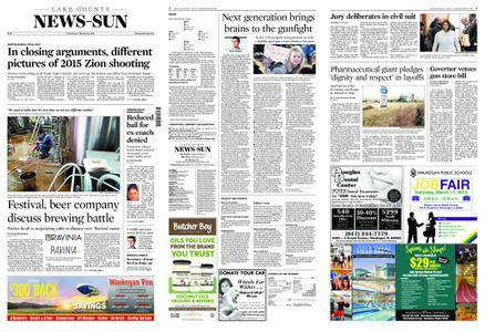 Lake County News-Sun – March 14, 2018