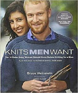 Knits Men Want (Stc Craft)