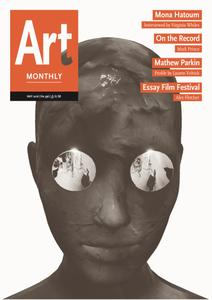 Art Monthly - May 2016   No 396