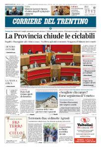 Corriere del Trentino – 20 marzo 2020