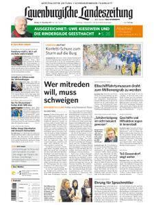 Lauenburgische Landeszeitung - 13. November 2017