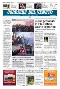Corriere del Veneto Vicenza e Bassano - 14 Gennaio 2018