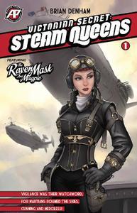 Antarctic Press-Victorian Secret Steam Queens No 01 2014 Hybrid Comic eBook