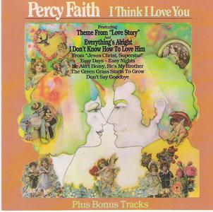 Percy Faith & His Orchestra  : I Think I Love You  -  Plus Bonus tracks (2004) Re-Up